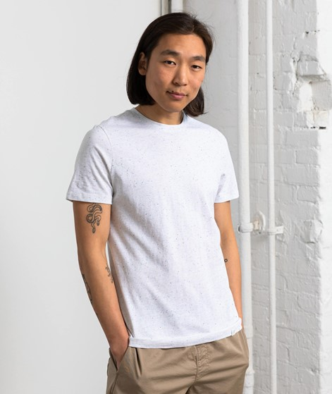 NOWADAYS Naps T-Shirt weiß