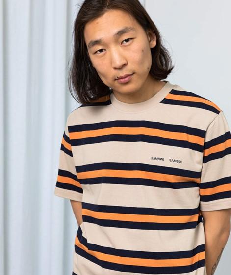 SAMSOE SAMSOE Norsbro T-Shirt gestreift
