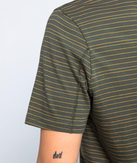NOWADAYS Injected Strip T-Shirt grün