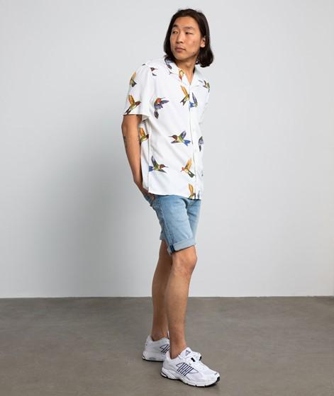 LEVIS Cubano Hemd beige