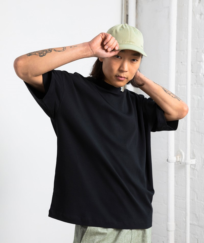 SAMSOE SAMSOE Hamal T-Shirt schwarz