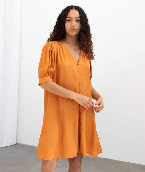 SAMSOE SAMSOE Jetta Kleid orange