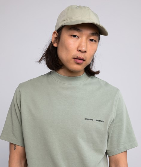 SAMSOE SAMSOE Norsbro T-Shirt grün