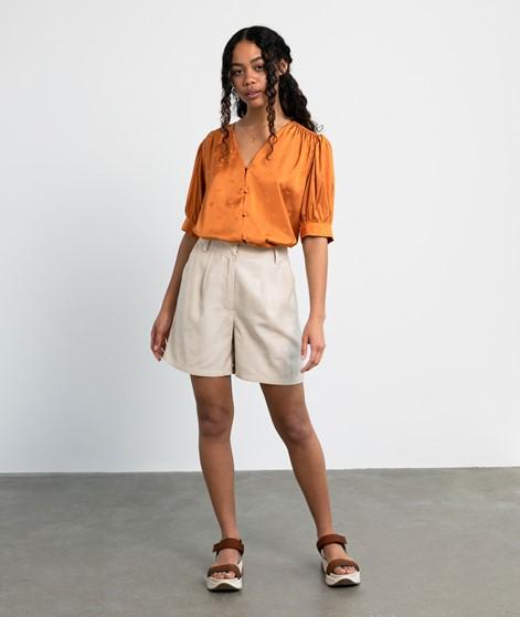 SAMSOE SAMSOE Jetta Bluse orange