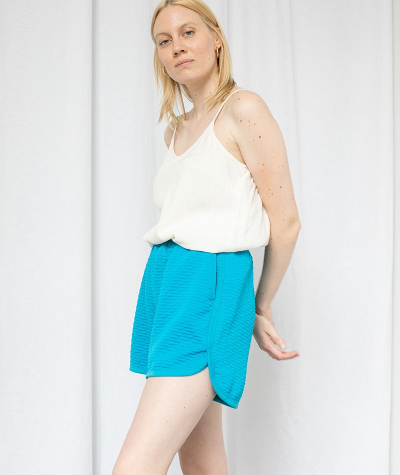 SELECTED FEMME SLFAmilda Shorts blau