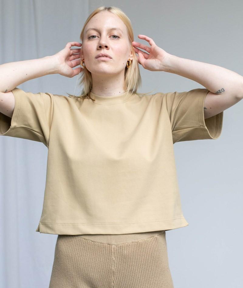 SELECTED FEMME SLFFrame T-Shirt braun