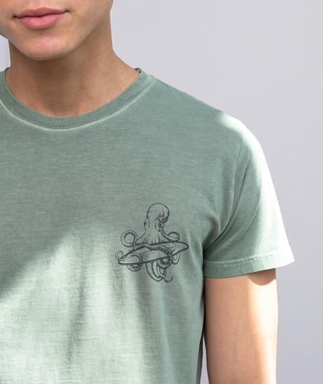 REVOLUTION Regular OCT T-Shirt grün