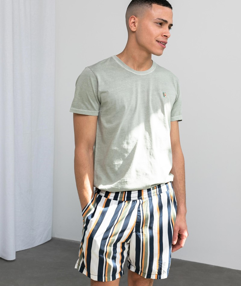 SELECTED HOMME SLHJoel Shorts gestreift