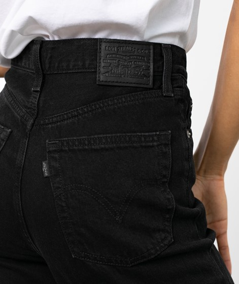 LEVIS High Loose Jeans blackdenim
