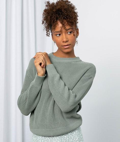KAUF DICH GLUCKLICH Pullover grün