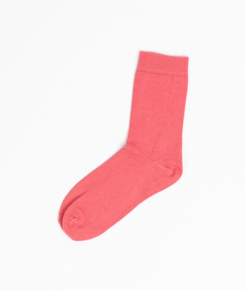 KAUF DICH GLÜCKLICH Socken pink