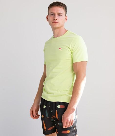 LEVIS SS Orginal T-Shirt grün