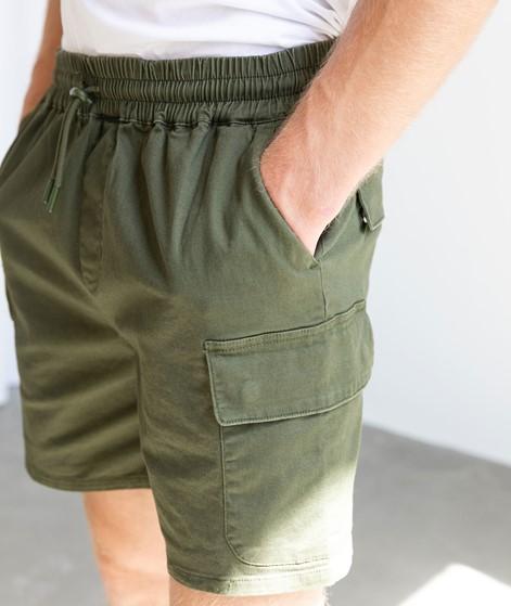 REVOLUTION Cargo Shorts khaki