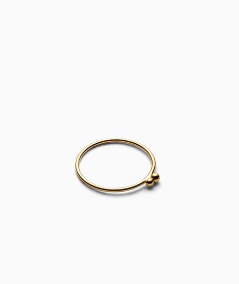 JUKSEREI Two Pollen Ring gold