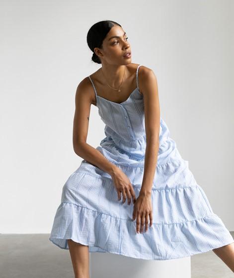 MOSS COPENHAGEN Pamina Kleid gestreift
