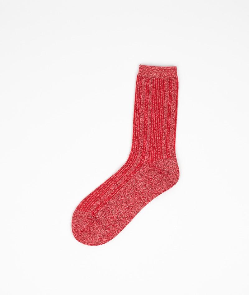 SELECTED FEMME SLFLana Socken rot
