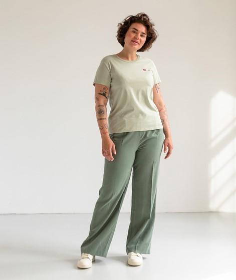 LEVIS Perfect T-Shirt grün