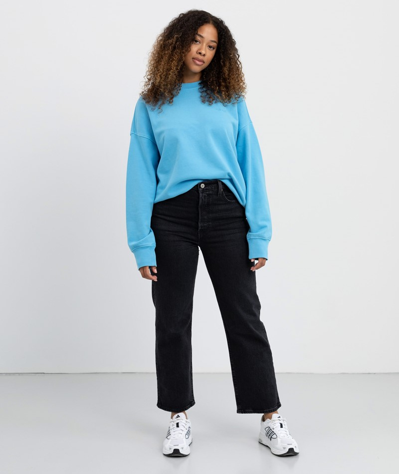 LEVIS Ribcage Straight Ankle Jeans