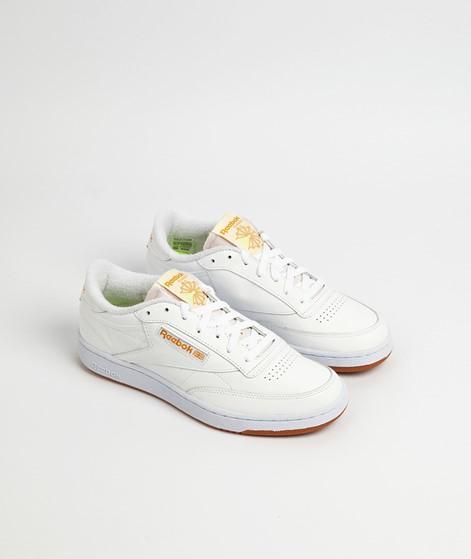 REEBOK Club C 85 Sneaker weiß