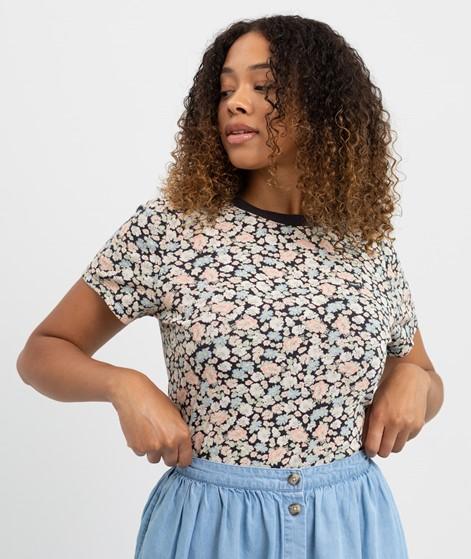 LEVIS Vanessa Rib Baby T-Shirt gemustert