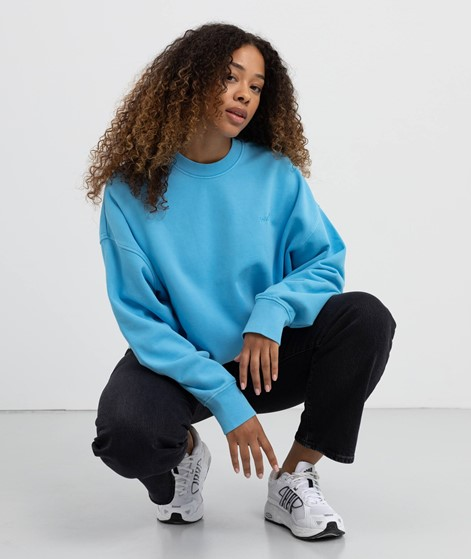 LEVIS WFH Sweater blau