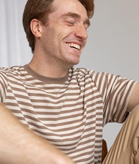 SAMSOE SAMSOE Ataro T-Shirt gestreift