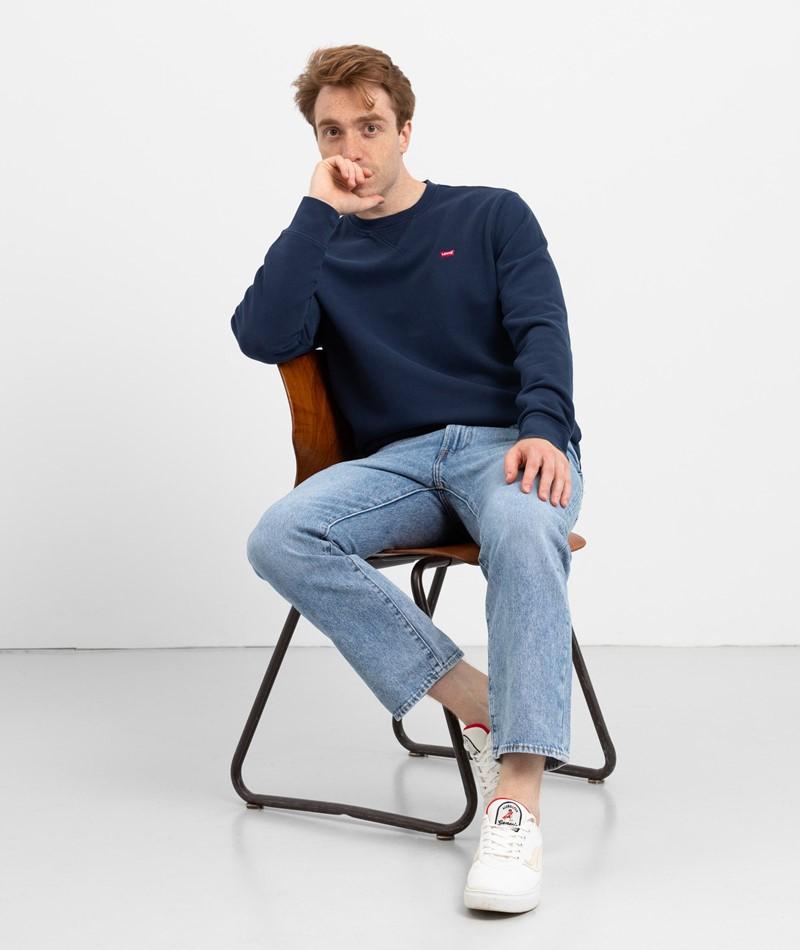 LEVIS 551Z Straight Crop Jeans