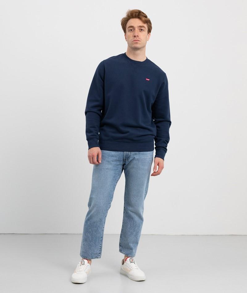 LEVIS New Original Sweater blau