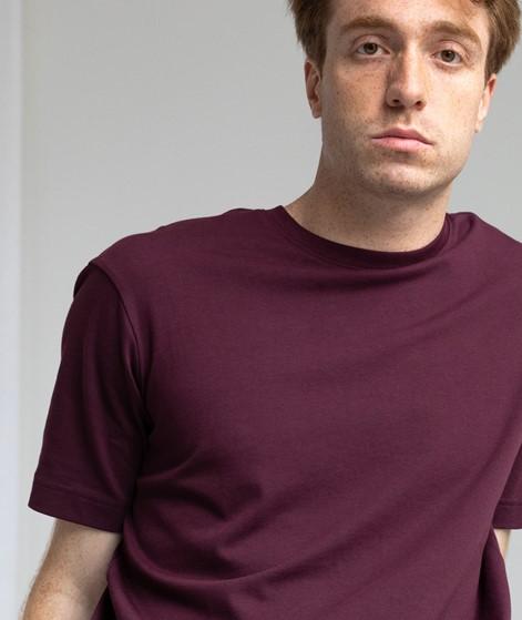 SELECTED HOMME Loose T-Shirt bordeaux