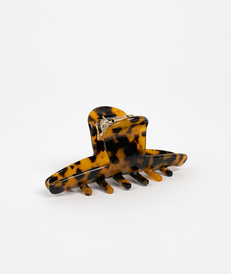 EBBA Haarclip amber