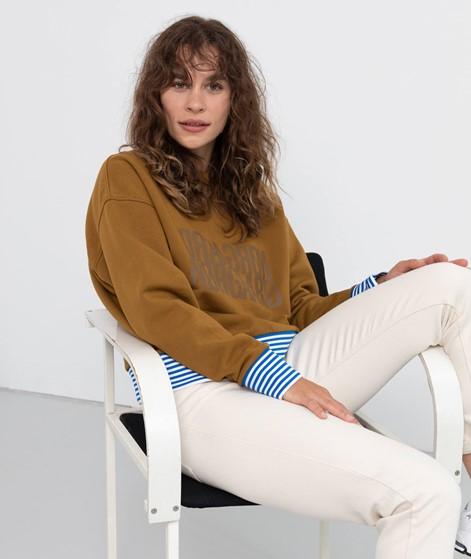 MADS NORGAARD Tilvina Sweater braun