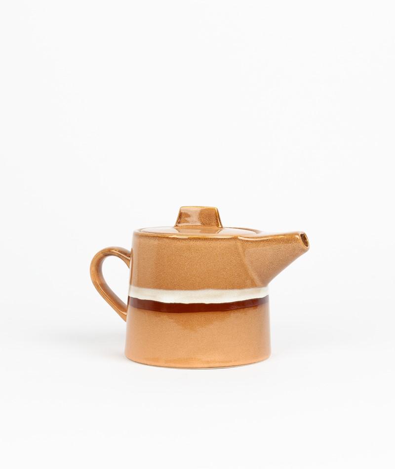 HKLIVING Ceramic 70`s Teekanne stream