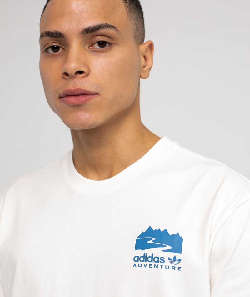 ADIDAS Flmount T-Shirt weiß