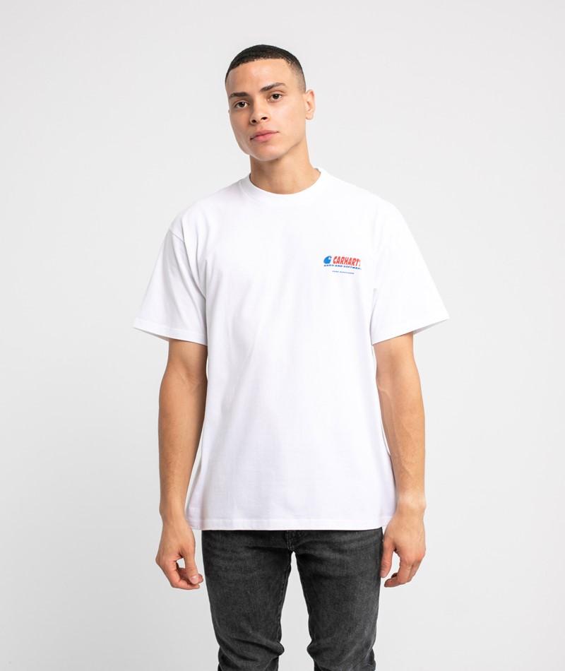 CARHARTT WIP Software T-Shirt weiß