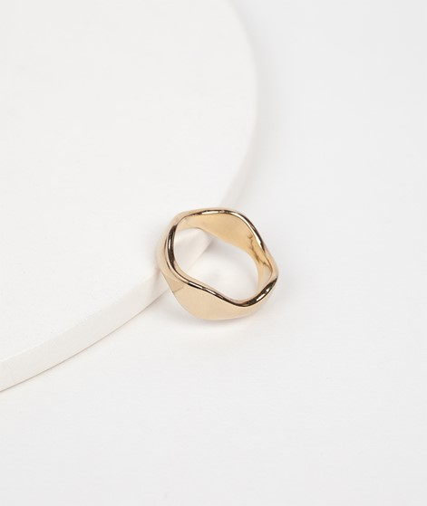 KAUF DICH GLÜCKLICH Curvy Ring breit