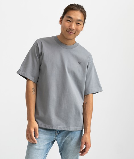 ADIDAS C T-Shirt grau