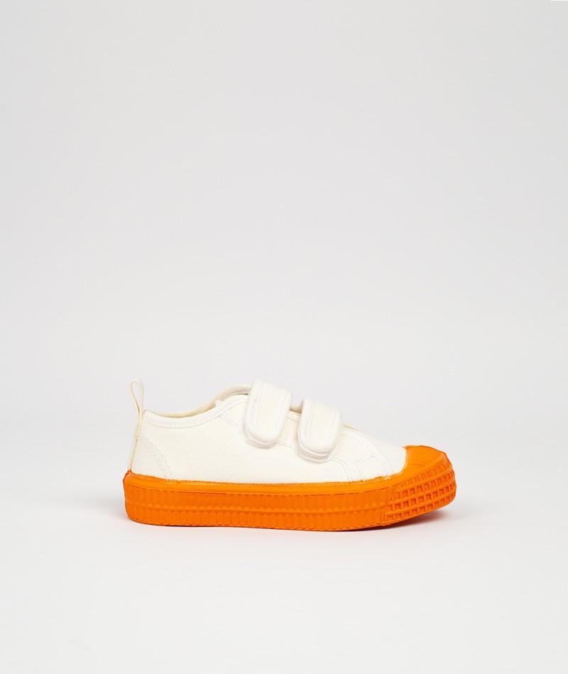NOVESTA Velcro Schuhe orange