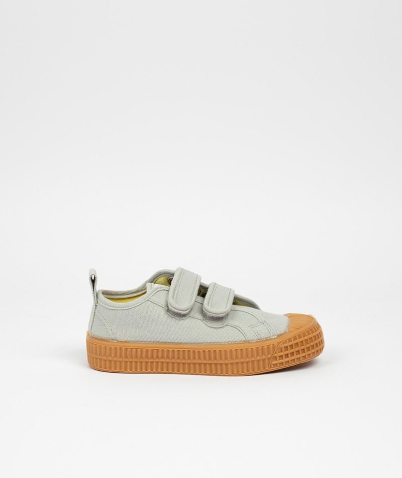 NOVESTA KIDS Velcro Schuhe grau