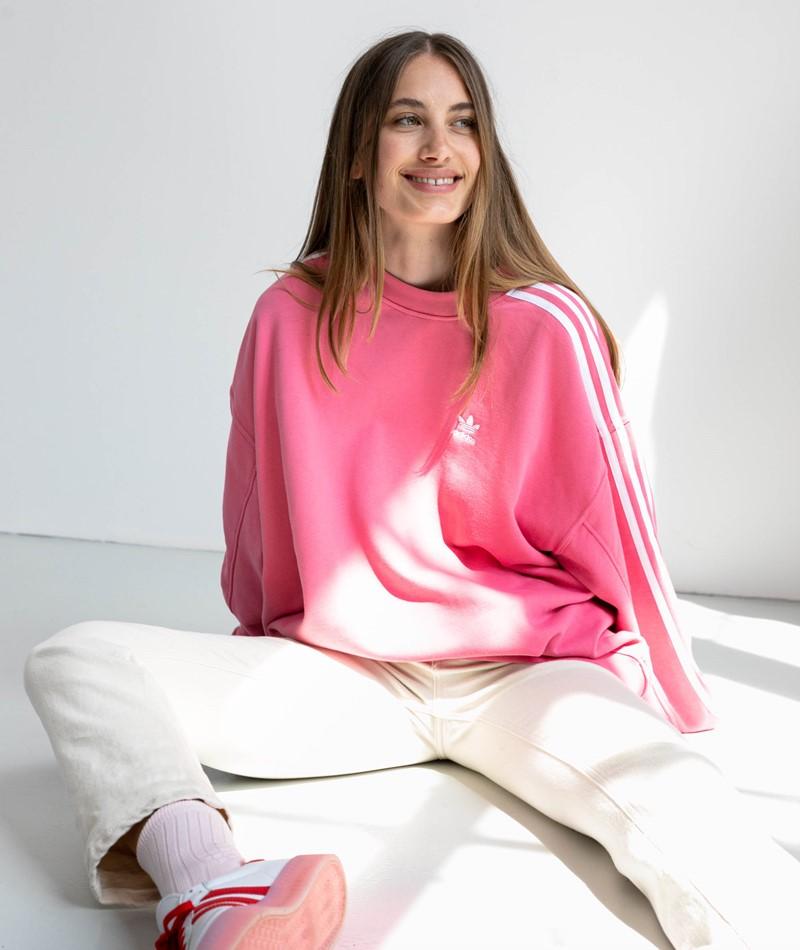 ADIDAS Sweatshirt pink