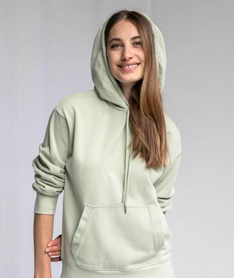 LEVIS Standard Hoodie grün