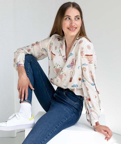 LEVIS Mile High Super Skinny Jeans denim