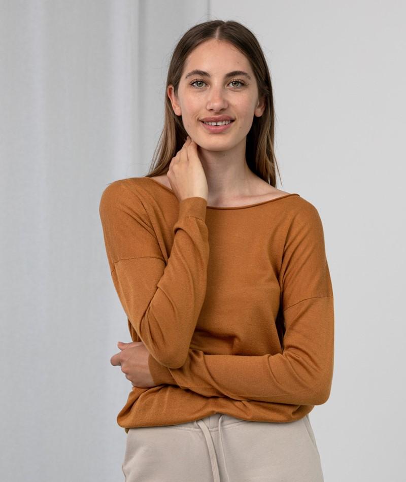 MARIE SIXTINE Bleuet Pullover braun