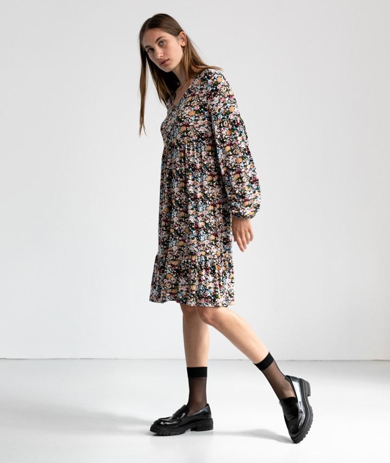VILA VISassi Nostaliga Kleid print