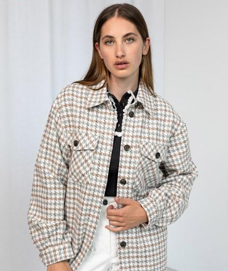 VILA VIIndiana Shacket Overshirt kariert