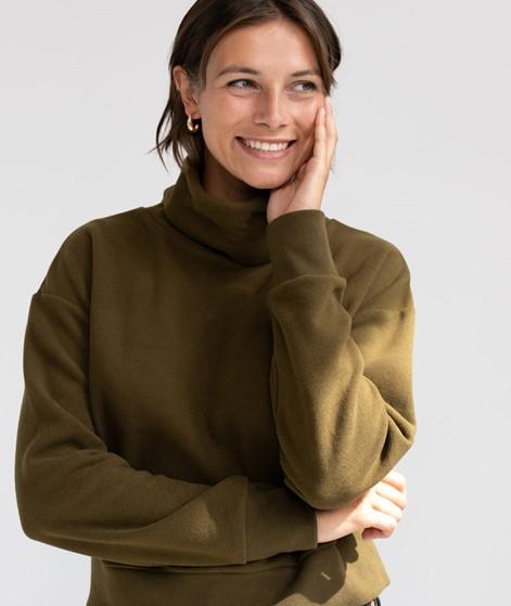 KAUF DICH GLÜCKLICH Sweater olive