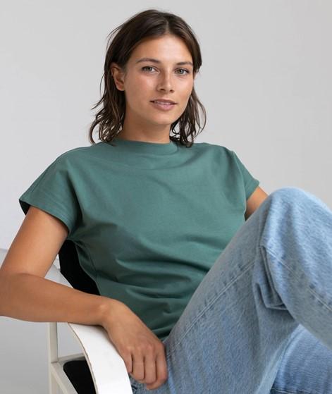 KAUF DICH GLÜCKLICH T-Shirt grün