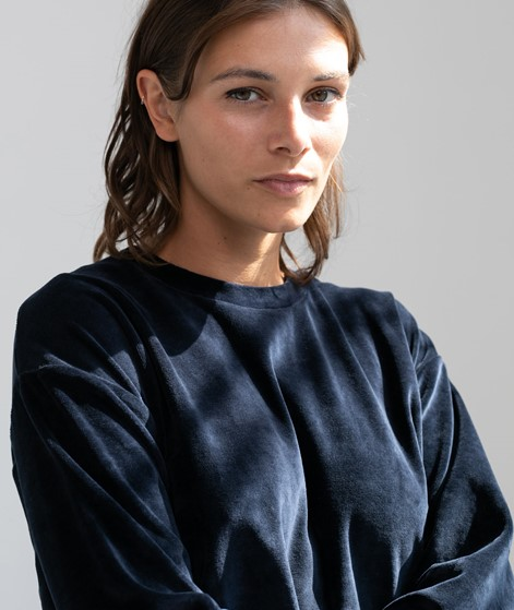 KAUF DICH GLÜCKLICH Sweater dunkelblau