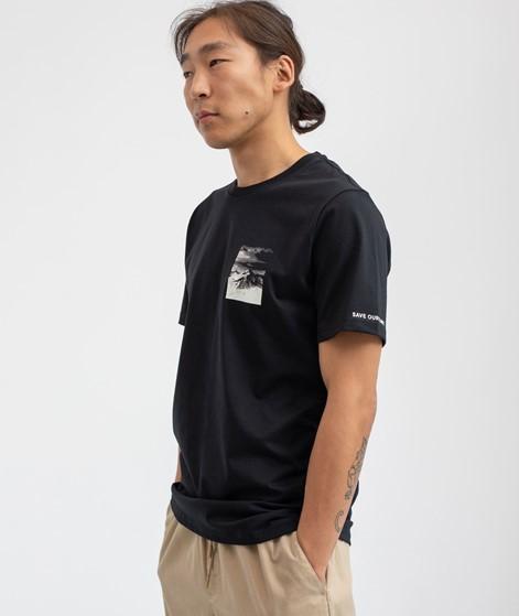 ARMEDANGELS Aado Peak T-Shirt gemustert