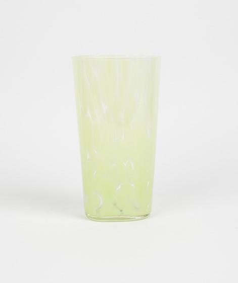 FERM LIVING Casca Vase grün