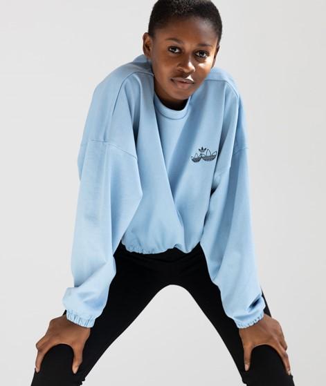 ADIDAS Sweatshirt blau